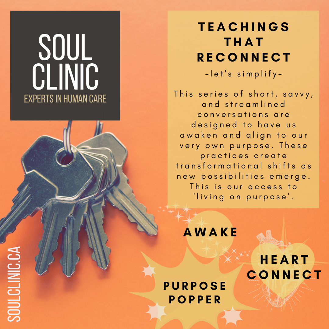 10-Teachings That Reconnect